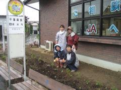 花壇づくりボランティア