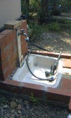 立水栓リフォーム