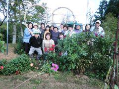 佐藤さんのお庭